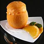 Royal Ice Cream - Real Orange
