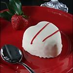 Royal Ice Cream - Vanilla Hearts