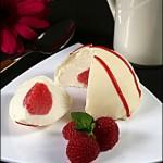 Royal Ice Cream - White Raspberry Truffles